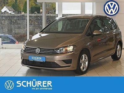 gebraucht VW Golf Sportsvan Comfortline 1.4TSI DSG Anhängekuplung