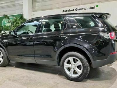 gebraucht Land Rover Discovery Sport Pure 4 x 4 Automatik