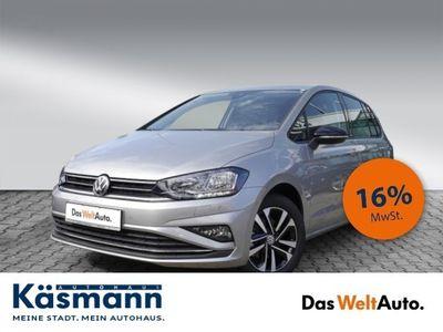 gebraucht VW Golf Sportsvan 1.5 TSI IQ.DRIVE Navi*PDC*Sitzhz.