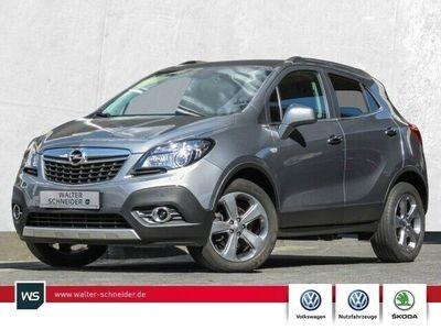 gebraucht Opel Mokka 1.4 Turbo Innovation ecoFlex 4x4 Xenon