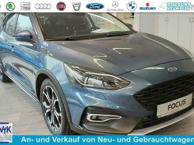 gebraucht Ford Focus Connected 1.0 EcoBoost 100PS/74kW 6G 2021