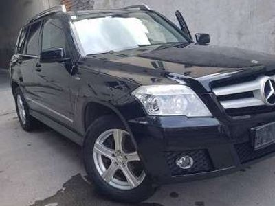 gebraucht Mercedes GLK220 CDI DPF BlueEFFICIENCY