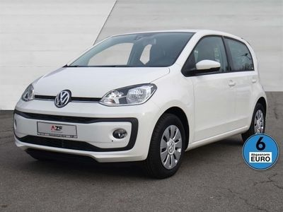 gebraucht VW up! move1.0 l 44 kW (60 PS) 5-Gang