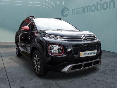 gebraucht Citroën C3 Aircross C3 C-Series PT 110 Sitzheizung DAB Rückfahrkamera PDC v+h Totwinkel Carplay Klimaautomatik