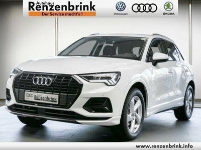 gebraucht Audi Q3 advanced 35 TFSI S tronic (Navi LED Klima Einparkh