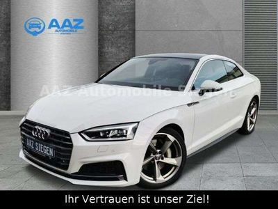 gebraucht Audi A5 COUPE QUATTRO SPORT S-LINE V-COC 360° MATRIX