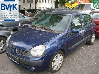 gebraucht Renault Clio II Privilege,1.BESITZ,AUTOMATIK,KLIMA,STAND
