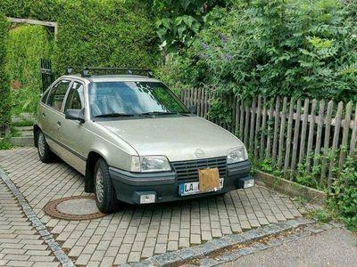 gebraucht Opel Kadett E 1,3 mit H-Kennzeic...
