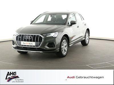 gebraucht Audi Q3 40 2.0 TFSI quattro S tronic advanced LED Navi GRA LM-Felge