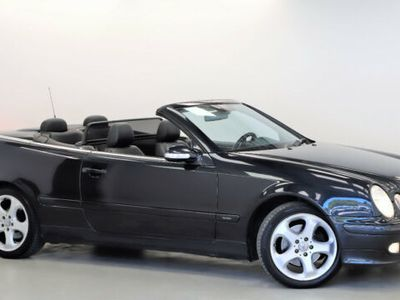 gebraucht Mercedes CLK200 Kompressor Cabrio Final Edition