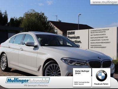 gebraucht BMW 540 i Driv-Ass+ACC DAB Parkass.HiFi Digit-Tacho