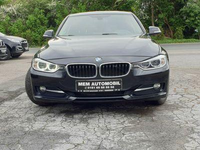 gebraucht BMW 320 3er Touring Sport Line SCHECKHEFT UNFALLFREI NAVI