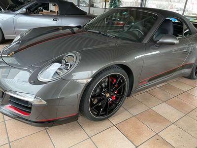 gebraucht Porsche 991 SAUGER 430PS WLSCar S Cab GTS NP163T€FINab2.22%