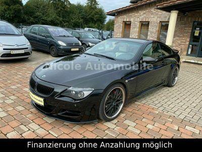 gebraucht BMW M6 Coupe Basis+Schnitzer +Sportauspuff+ 10Jx20+ als Sportwagen/Coupé in Versmold