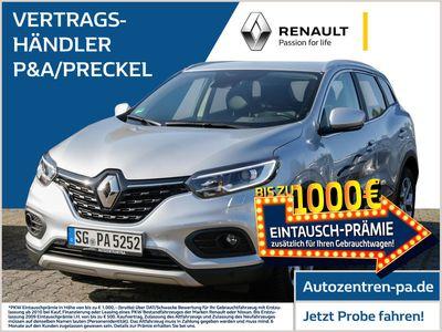 gebraucht Renault Kadjar LIMITED Deluxe 140 GPF / Allwetter /