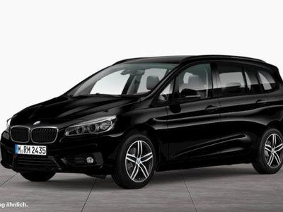 gebraucht BMW 218 Gran Tourer d Sport Line