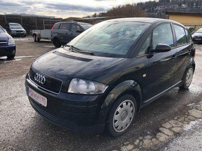 gebraucht Audi A2 1.4 TDI // PANO // KLIMAAUTOMATIK