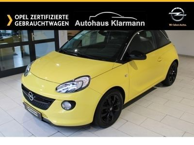 gebraucht Opel Adam 1.0 T Jam/NAVI/SHZG/ALU/PDC/BT/KLIMAAUTOMATIK