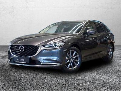 gebraucht Mazda 6 Kombi SKYACTIV-G 165 EXCLUSIVE-LINE NAVI SHZ