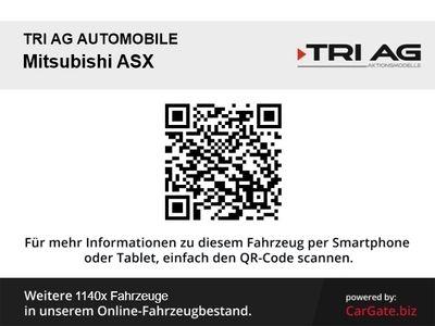 gebraucht Mitsubishi ASX Diamant Edition 2WD 1.6 MIVEC Rückfahrkam. LED-hinten Multif.Lenkrad Knieairbag