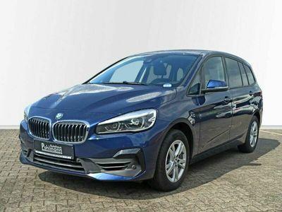 gebraucht BMW 218 Gran Tourer i Advantage WINTERRÄDER LED Navi El. Heckklappe PDCv+h LED-Tagfahrlicht Multif.Lenkrad