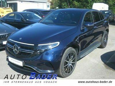 gebraucht Mercedes EQC400 4Matic AMG Line AHK SHD -5.000 EUR Bafa