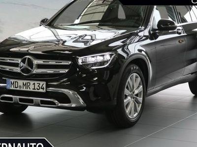gebraucht Mercedes 220 GLC4M Rückfahrkamera LED MBUX Easypack