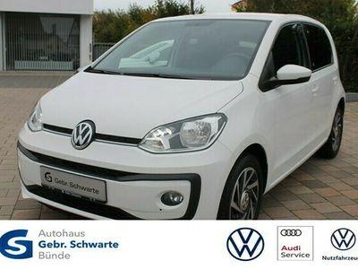 "gebraucht VW up! up! 1.0 soundSHZG+KLIMA+LM15""+BLUETOOTH"