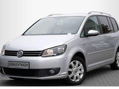 gebraucht VW Touran Life 1.2 TSI Navi SHZ Familiy Paket