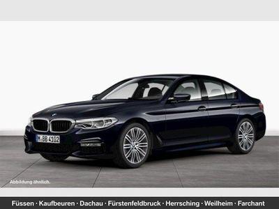 used BMW 520 d xDrive Limousine M Sportpaket LED WLAN Shz