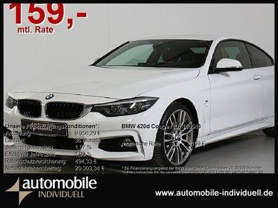 gebraucht BMW 420 d Coupe M Sport H&K
