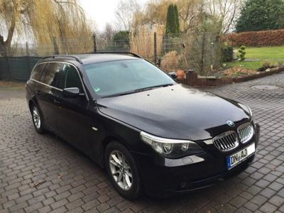 gebraucht BMW 525 d Touring AUTOMATIK NAVI KILMA XENON