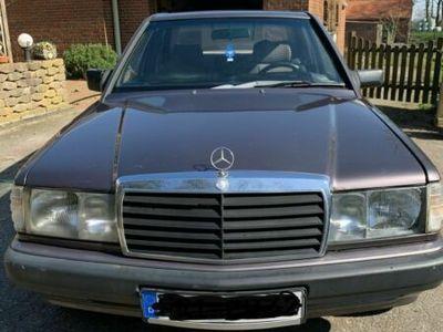 gebraucht Mercedes 190 Mercedes Benzw201