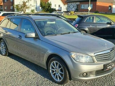 gebraucht Mercedes C220 CT CDI BlueEfficiency*AHK*Automatk*2.Hd*