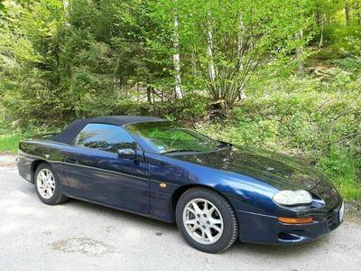 gebraucht Chevrolet Camaro 3.8 Cabrio Scheckheft Sta...