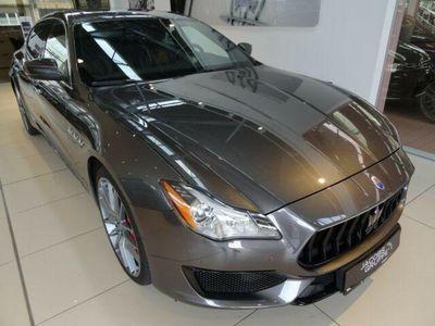 gebraucht Maserati GranSport Quattroporte 3.0 V6 DieselAutomatik