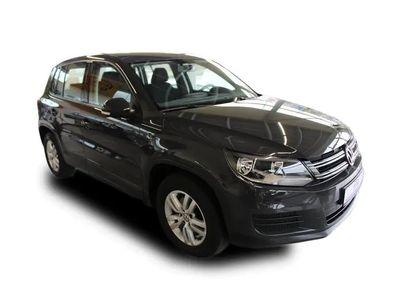 gebraucht VW Tiguan Trend & Fun BMT 1,4 TSI Navi PDC Tempomat