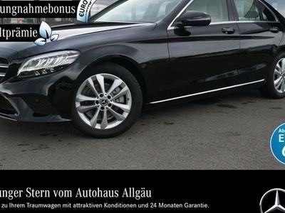 gebraucht Mercedes C220 d AVANTGARDE+ASSISTENZ-PAKET+PRE-SAFE+LICH
