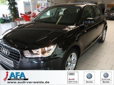 gebraucht Audi A1 Sportback 1,0 TFSI Ultra Klimaaut,SHZ,Temp