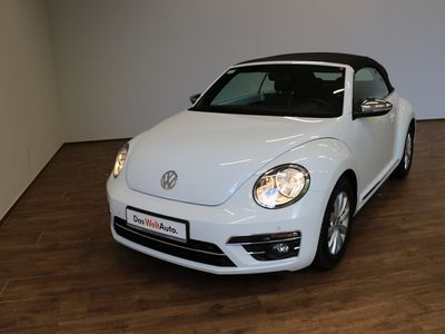 used VW Beetle Cabriolet 1.2 TSI Design Navi PDC LM