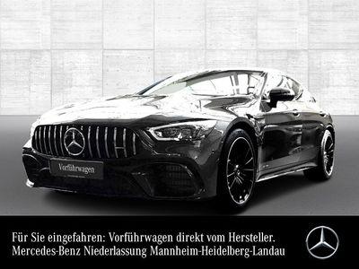 gebraucht Mercedes AMG GT 4M Perf-Abgas Fahrass Multibeam Burmester