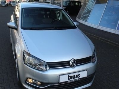 gebraucht VW Polo 1.2 TSI (Blue Motion Technology) Comfortline
