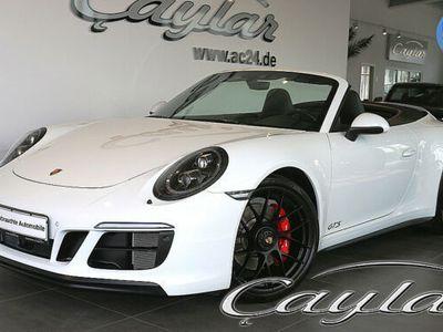 gebraucht Porsche 991 GTS CABRIO bei Gebrachtwagen.expert