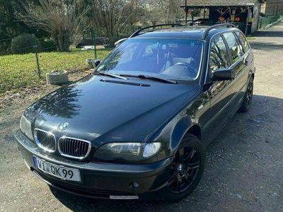 gebraucht BMW 320 e46 i Touring mit LPG als Kombi in Wiesbaden