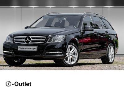 gebraucht Mercedes C200 CDI Avantgarde Klima/ALU/Navi/PDC/SHZ
