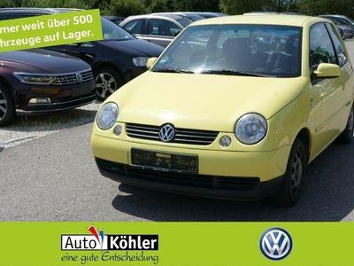 gebraucht VW Lupo Princeton 1.4 Nur für Gewerbe und Export offblack