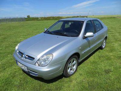 gebraucht Citroën Xsara 1.6 Exclusive Guter Zustand