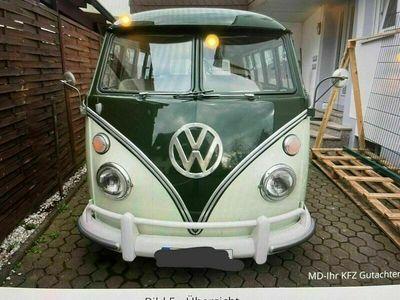 gebraucht VW T1 VW BusOriginal, Super Zustand... als Van/Kleinbus in Troisdorf
