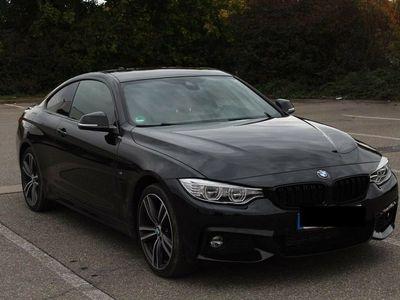 gebraucht BMW 428 i xDr. | M-Pak | Scheckheft| Coupe | Aut. als Sportwagen/Coupé in Horb