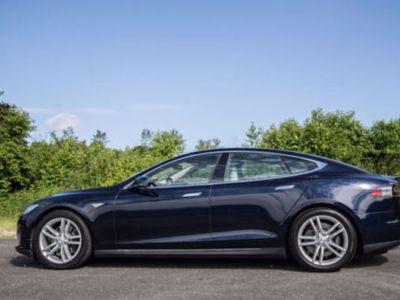 gebraucht Tesla Model S 85 - Akku, Motor, Lenkung neu!!